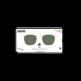 Izipizi White Clay Soft Sunglasses #E