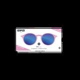 Slnečné okuliare typ #D jelly pink mirror glass ruzove