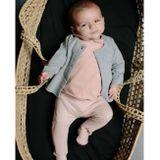 Gray Label SS19 Kardigán pre bábätká Sivý