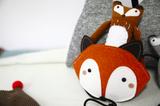 Mini Dressing Fox Bag