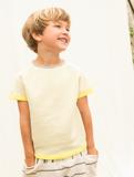 Macarons Crash Knit Shirt