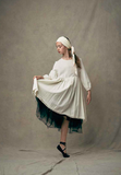 Little Creative Factory Dancers Degas Long Wrap Čierna Tutu Dlhá