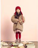 Kids on the Moon Faux Fur Coat Gerda
