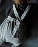 Gray Label AW19 Nohavice s Trakmi Sivé
