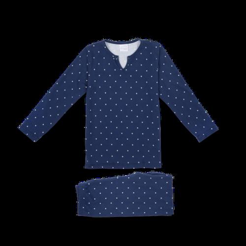 Amiki AW17 Pyžamko Hubert Tmavomodré s Hviezdičkami