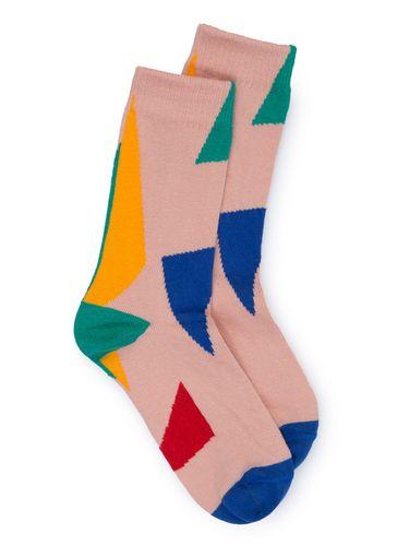 Bobo Choses Ponožky Geometric Flounce