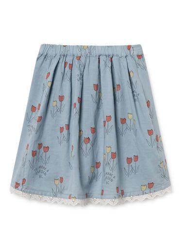 Bobo Choses SS19 Rozšírená sukňa Rozkvitnutá lúka