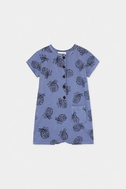 Bobo Choses SS20 All Over Pineapple Overal