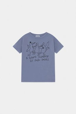 Bobo Choses SS20 Tričko Dancing Birds