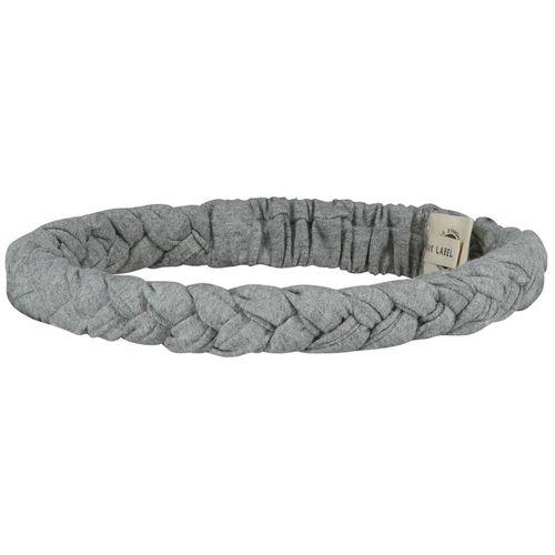 Gray Label AW19 Zapletená Čelenka Sivá