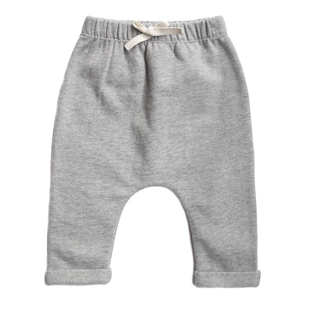 eed765a4a8ba Gray Label SS19 Baby Nohavice Sivé - www.aliceandalice.sk