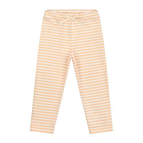 Gray Label SS19 Nohavice Voľného Stribu Marhuľovo-Krémové