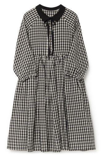 Little Creative Factory Horizons Šaty Checked Bielo-Čierne