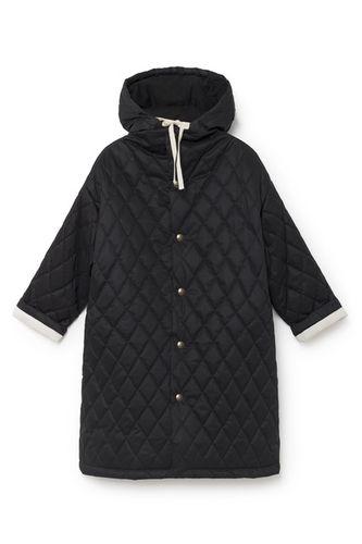 Little Creative Factory Horizons Kabát s Kapucňou Čierny
