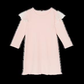 Amiki AW17 Nočná Košeľa Marion Ružová