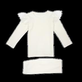Amiki AW17 Pyžamko Diana Perlovobiele