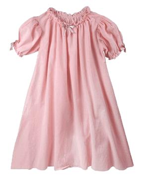 Amiki Nočná Košeľa Vanessa Koralová Ružová