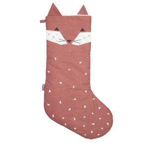 Fabelab Vianočná čižma Líška