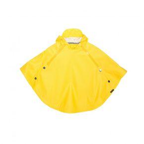 GOSOAKY Nepremokavý Plášť Crouching Tiger Žltý