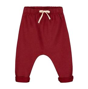 Gray Label AW17 Baby Nohavice Vínovočervené