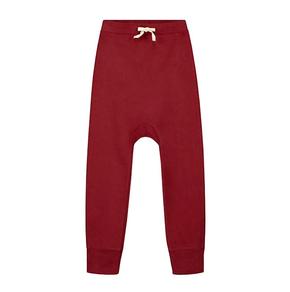 Gray Label AW17 Nohavice Voľného Strihu Vínovočervené