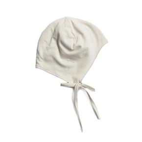 Gray Label Baby Čiapka Krémová s Viazačkou