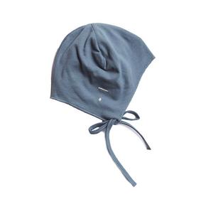 Gray Label AW17 Baby Čiapka Modrá s Viazačkou