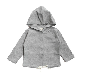 Gray Label Baby Mikina Sivá