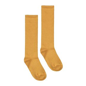Gray Label AW17 Podkolienky Mustard - Horčicovožlté