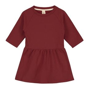 Gray Label AW17 Šaty Burgundy - Vínovo červené