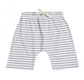 Gray Label Šortky Bielo-Sivé