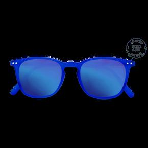 Izipizi Adults #E Sun Kráľovská modrá so zrkadlovými sklami pre dospelých