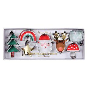 Meri Meri Vianočná sada na vykrajovanie koláčikov