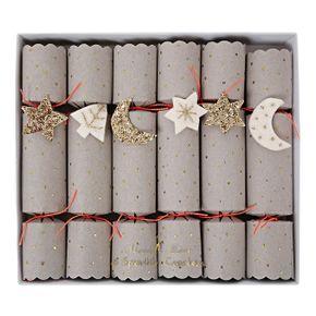 Meri Meri Vianočné balíčky s prekvapením Hviezdy