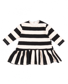 Mini Dressing Bubble Bubble Šaty Čierne
