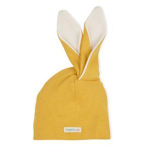 Organic Zoo AW17 Čiapočka Horčicovo-Žltá Rabbit