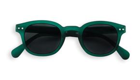 Izipizi #C Junior Sun Zelené