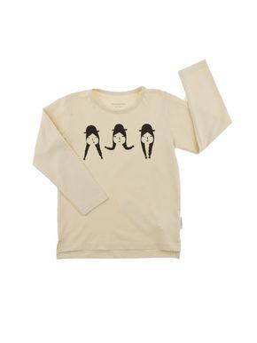Tiny Cottons Altiplano Tričko s Dlhým Rukávom No-Worry Dolls