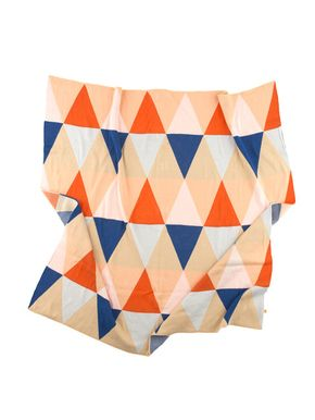 Tiny Cottons Pletená Prikrývka Trojuholníky