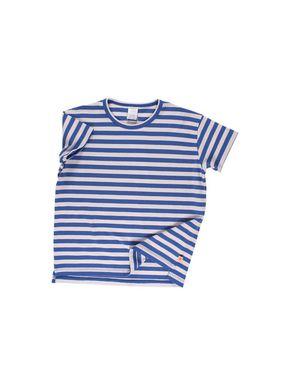 Tiny Cottons Prúžkované Tričko v nadmernej veľkosti