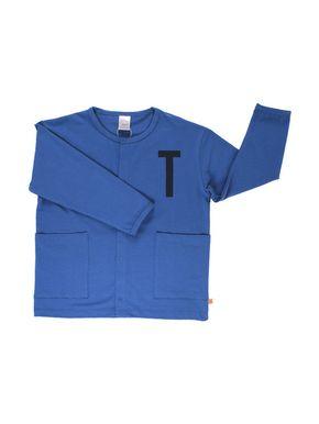 Tiny Cottons T Kardigan Modrý