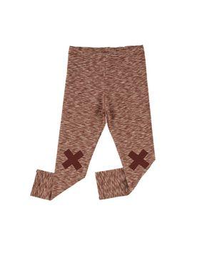 Tiny Cottons Altiplano Legíny Melange Logo Bordové