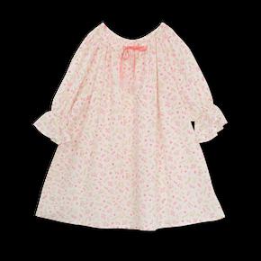 Amiki SS19 Nočná Košeľa Malena s kvetinovým vzorom
