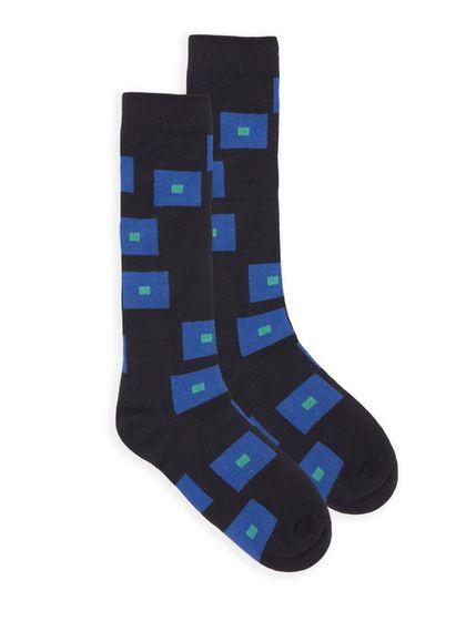 Bobo Choses Ponožky Jacquard Squares