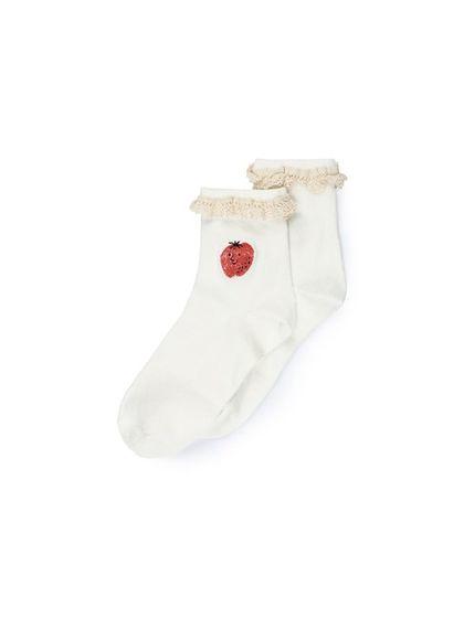 Bobo Choses SS19 Ponožky Jahôdka