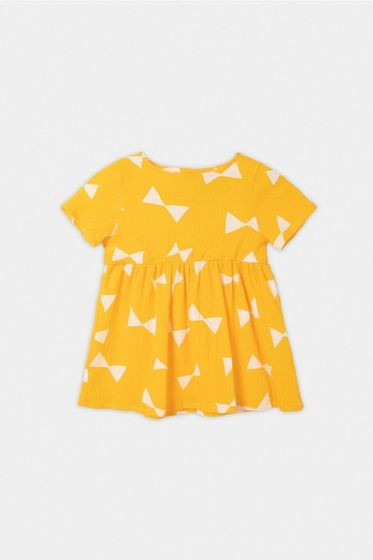 Bobo Choses SS20 Baby Šaty All Over Bow