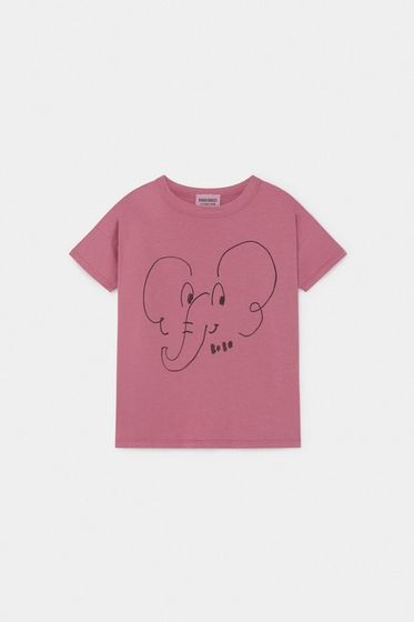 Bobo Choses SS20 Tričko Elephant