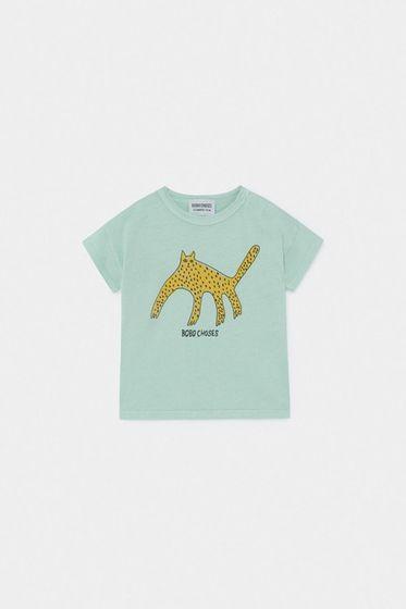 Bobo Choses SS20 Tričko pre bábätká Leopard