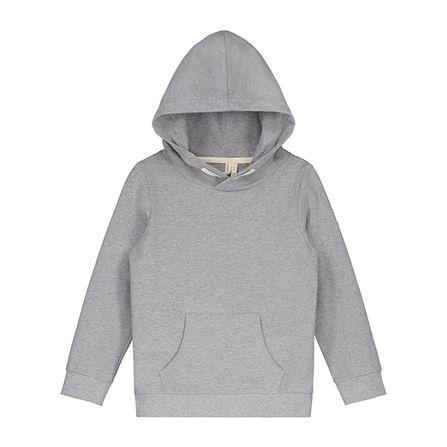 Gray Label AW18 Mikina s kapucňou Sivá