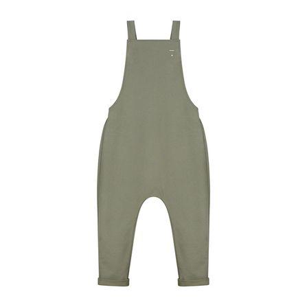 Gray Label AW19 Nohavice s Trakmi Machovo-Zelené